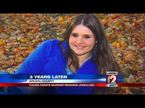 Memorial remembers Brown County mother found murdered