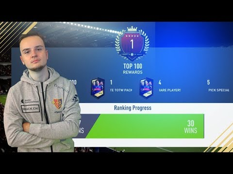 FIFA 19: ROAD TO TOP 100 WEEKEND LEAGUE LIVE 🌟🌟 thumbnail