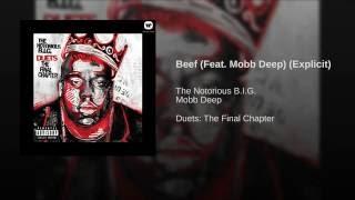 Beef (Feat. Mobb Deep) (Explicit)