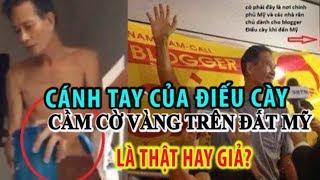 2226. Việt kiều Mỹ: Cánh tay của Điếu Cày cầm cờ vàng trên đất Mỹ là thật hay giả? (KMT61)