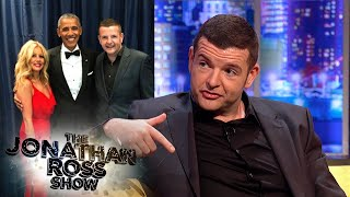 Kevin Bridges Navy Seals Joke Went Straight Over Obama's Head | The Jonathan Ross Show