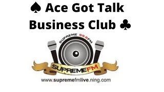 Business Club ♣️ Take responsibility and control | Trac Finance | Alfie Ruffle | Supreme Fm