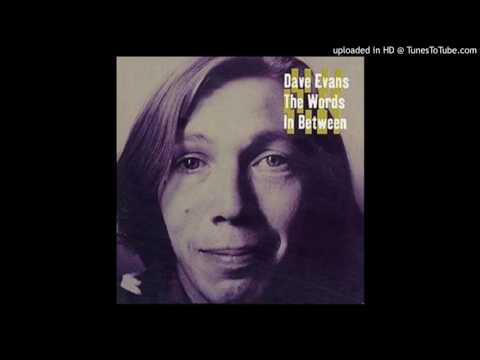 Dave Evans - Only Blue