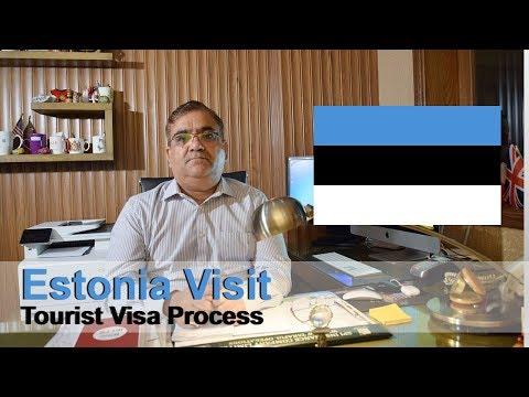 Estonia tourist visa / visit visa