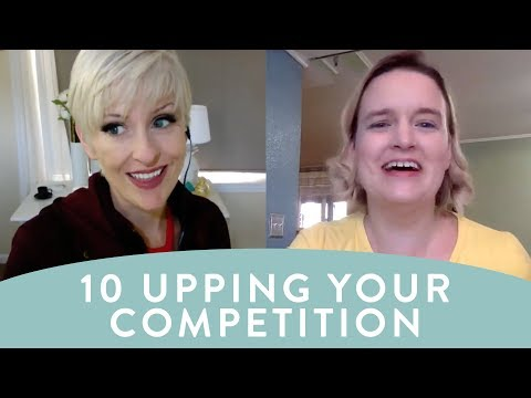 Tiffany's method to ten-up your competitors - how to start a maker handmade business