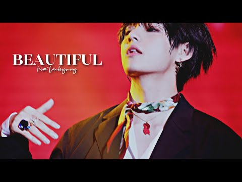 Taehyung -- Beautiful