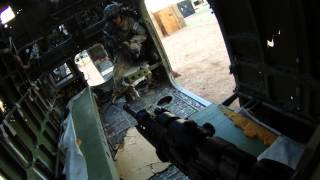 Toxic Airsoft - Camping On Top Of The Chopper - Army of Two