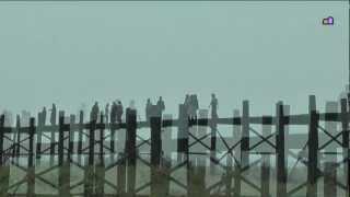 Myanmar 2012 -  Famous U Bein's Bridge (1130)