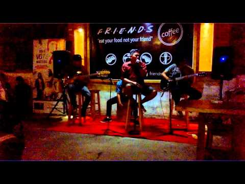 Jungle Theory Project  - This Love (Maroon 5 Cover) live @Friends caffe