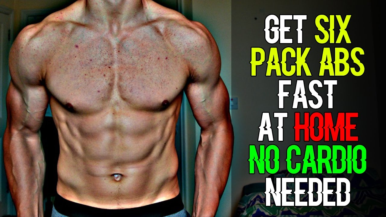 get a six pack in one week