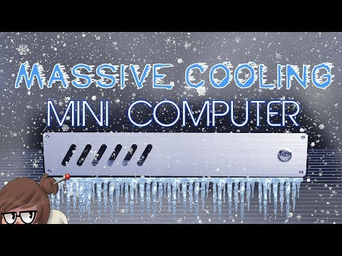 Miniest ITX, Maximumest cooling! (I sorta watercooled a S4 MINI...)