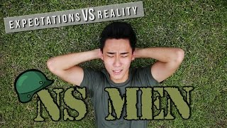 Expectations Vs. Reality of NS Men | TSL Comedy | EP 22