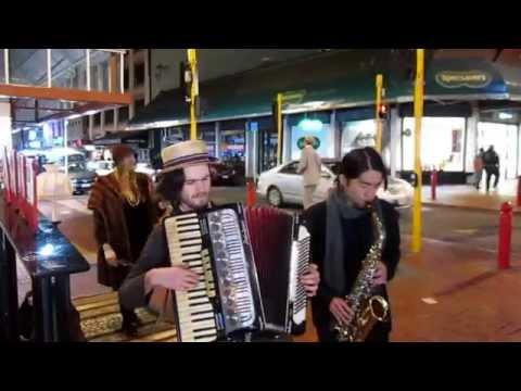 Happy Street Jazz Wellington New Zealand | Happy Jazz In New Zealand