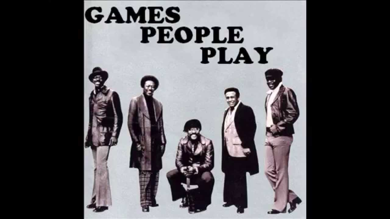 Games People Play The Spinners Youtube