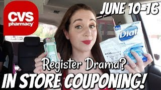 CVS IN STORE COUPONING 6/10/18-6/16/18! FREE COSMETICS, CREST, DIAL & MORE!