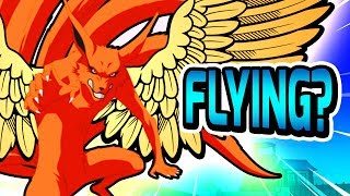 Kurama Can Fly? Top 10 Naruto Shinobi Striker Plays