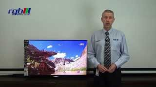 LG 42UB820V - Review. 42 Inch Ultra HD 4K Smart LED TV with Freeview HD & Built-In Wi-Fi