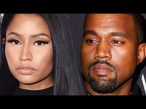 Nicki Minaj Disses Kanye West & Kim Kardashian