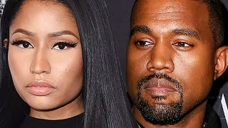 Repeat youtube video Nicki Minaj Disses Kanye West & Kim Kardashian