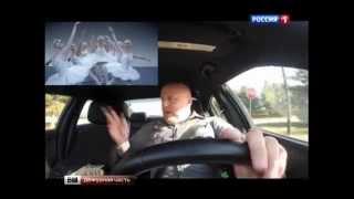Американский полицейский устроил дискотеку за рулем