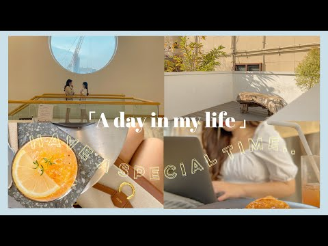 A day in my life vlog 🧈𓏔🥐 ไปหอศิลป์ในวันหยุด ,เที่ยว Laze cafe ,ถ่ายรูปเพลินๆ ,กินไก่ choongman
