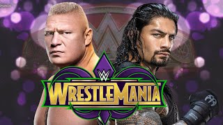 """2018: WWE WrestleMania 34 Official 1st Theme Song - """"New Orleans"""""""