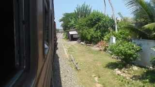 Repeat youtube video Sri Lanka,ශ්‍රී ලංකා,Ceylon,Colombo Matara Train (14)