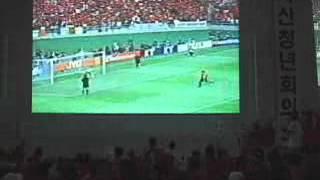 2002 한.일 월드컵 그날의 함성    8강전    한국:스페인
