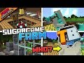 SUGARCANE & BONE FARMS | Truly Bedrock [1-04] | Minecraft Bedrock Edition SMP (MCBE)
