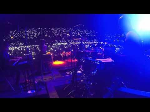 ROMEO SANTOS - Concierto En Costa Rica Y Jotan Afanador (Baterista) 2015