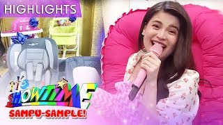 Anne receives presents from It's Showtime family for her baby | It's Showtime