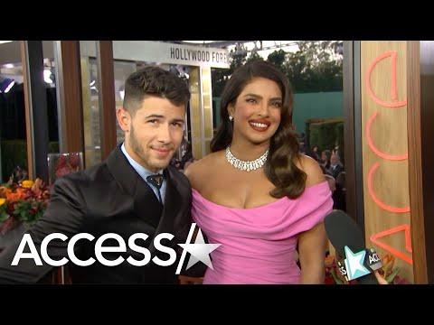 Priyanka Chopra Giggles About 'Limo Lovin' With Husband Nick Jonas