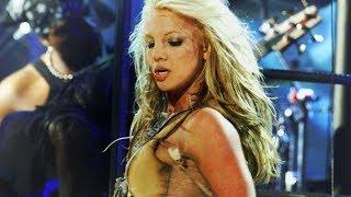 Скачать Britney Spears Stronger Live American Music Awards 2001