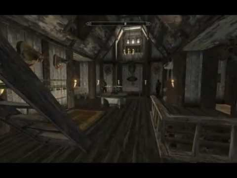 Skyrim Mod - Hjerim House Refurbished v1.0