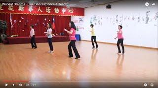 Wildest Dreams - Line Dance (Dance & Teach)