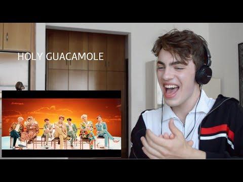 BTS (방탄소년단) 'IDOL' Official MV Reaction