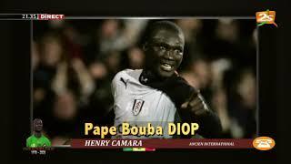 HENRY CAMARA RETRACE SES SOUVENIRS AVEC PAPE BOUBA DIOP : « YALLA DAFNIOU BOOLE WONE TROPE »