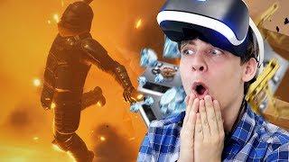 ПЕРВЫЙ РАЗ В Playstation VR - ОГРАБЛЕНИЕ ПО ХАЙПЕРОВСКИ! (Playstation VR)