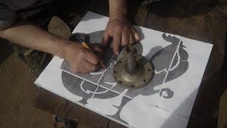 видео Флюгер на крыше своими руками