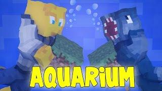 Minecraft - Attack Of The B Team - Aquarium!! [82]