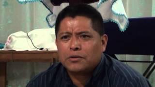 Amanezando quemar las casas de Evangelicos en Ocosingo
