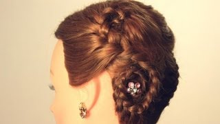 .  . Hairstyle for every day
