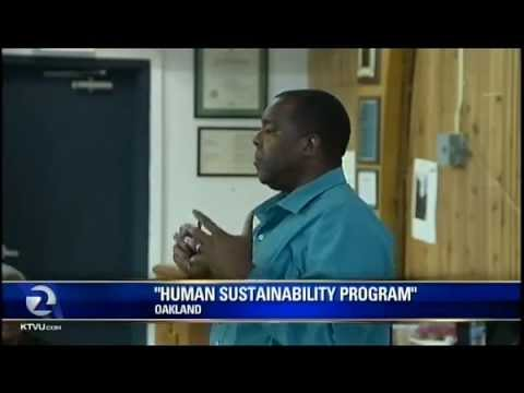 HUMAN SUSTAINABILITY GROUPS - KTVU SEGMENT 6/24/15
