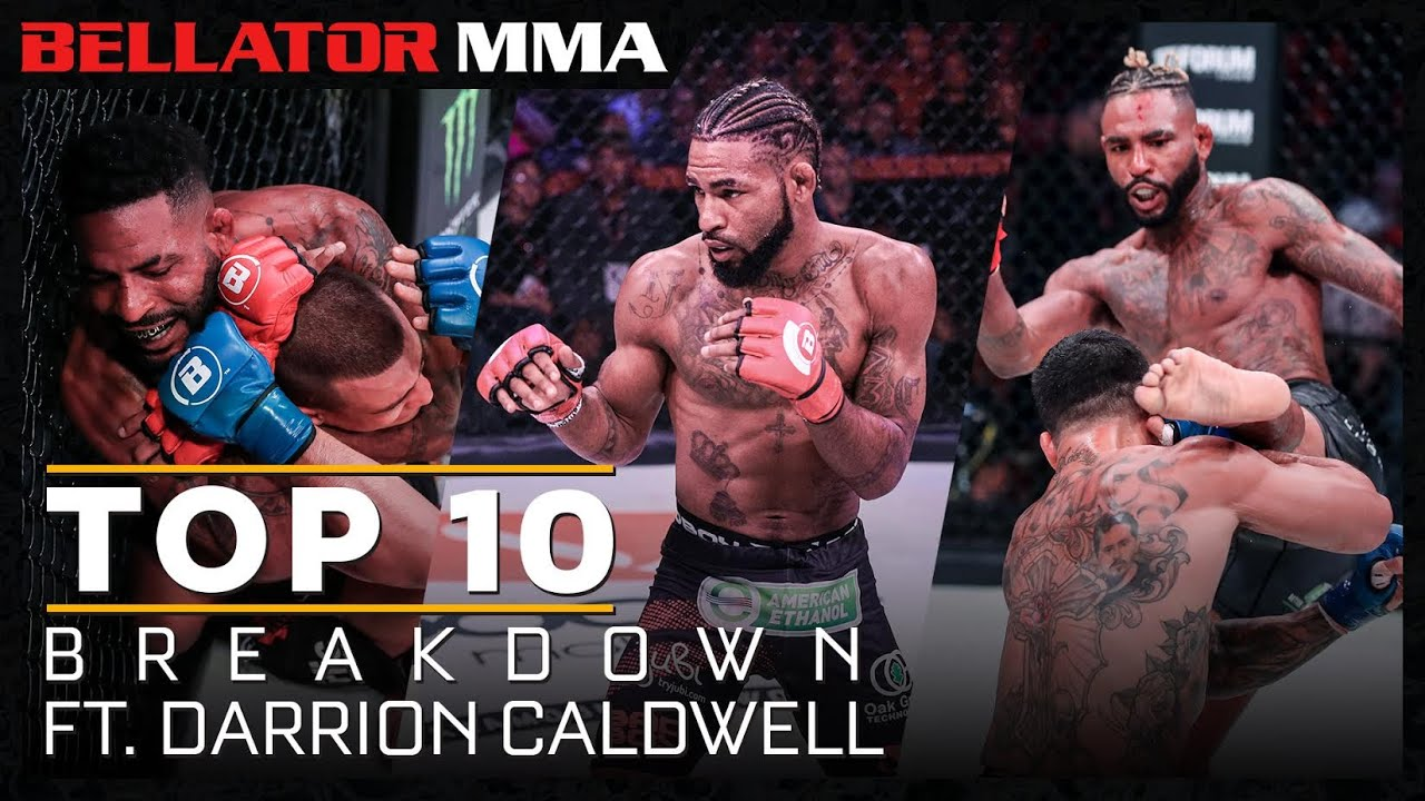 Top 10 Bantamweight Finishes Breakdown l ft Darrion Caldwell