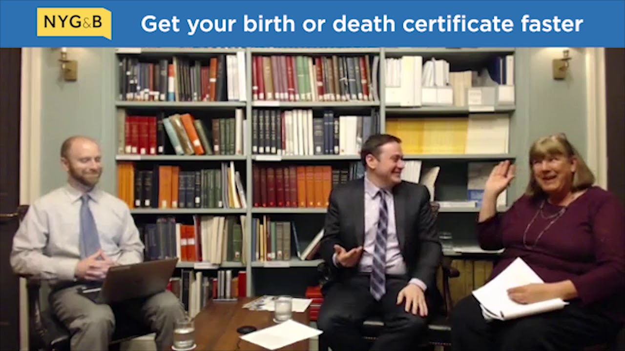 Genealogy Tip How To Shorten The Wait Time For New York State Death