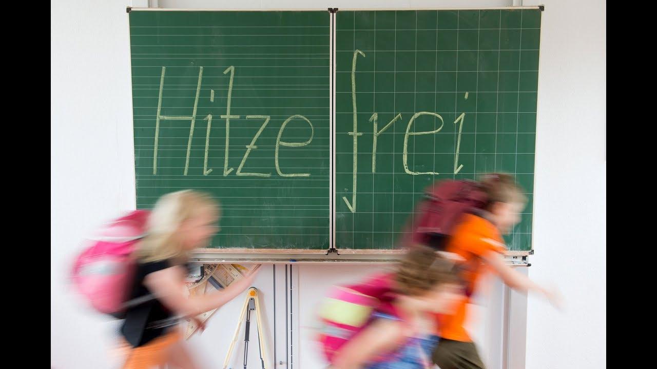 Sommerliches Wetter: Ab Wann Gibt Es Hitzefrei An Schulen
