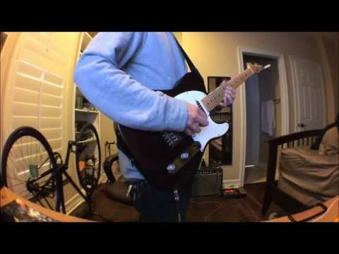 DIIV - Doused (Guitar Cover) [HD]