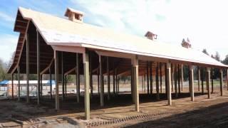 Spane Buildings & Dutch Mills Farm, Riding Arena And Horse Barn Construction