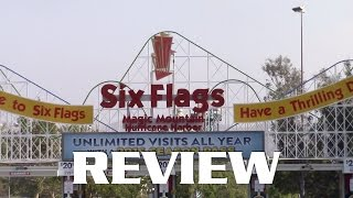 Six Flags Magic Mountain Review Valencia, California