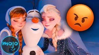 Top 10 Disney FAILS